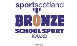 SportScotland Bronze Award Icon